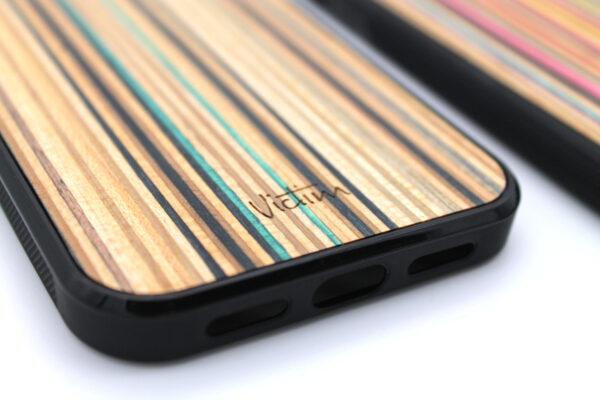 Blueprint Victim Brand recycled Skateboards Phone case Handyhülle Skate